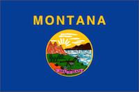 OverHere Consulting dark blue Montana logo